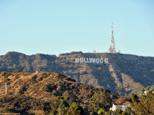 [Hollywood Sign]