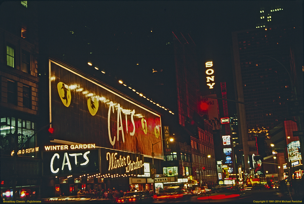 [Broadway Classic - Cats 1991]