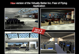 Virtual Air Travel - Fear of Flying