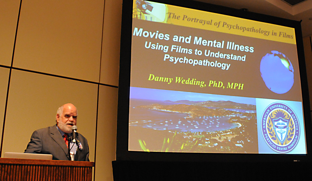 Danny Wedding on Film and Psychopathology