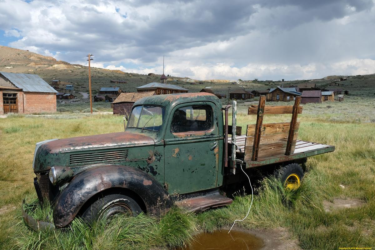 Green Truck]