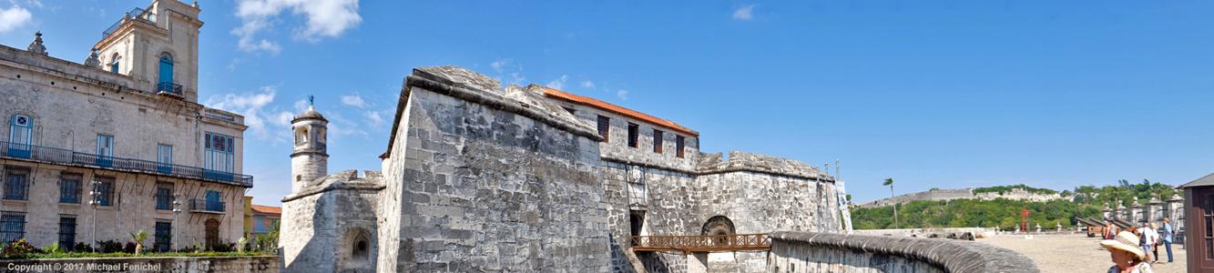 Castillo de la Real Fuerza - Panorama