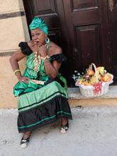 [Cigar Lady]