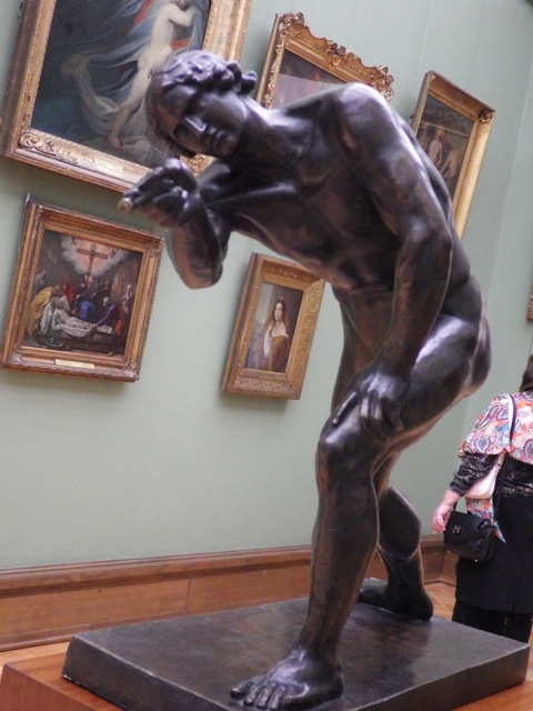 [Tretyakov Gallery - Sculpture]
