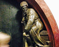 [Art in the Moscow Metro]