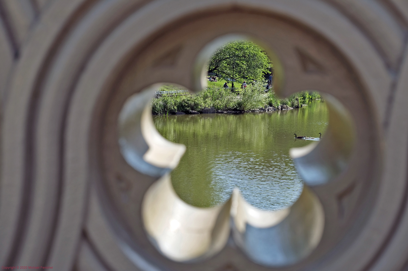 [Bow Bridge Pinhole 2020]